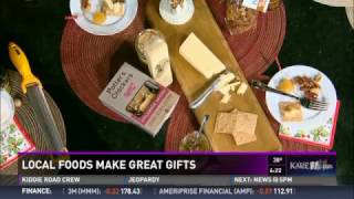 Local Foods Make Great Gifts (12/21/16 on KARE 11)