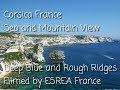 Corsica France Mediterranean Sea and Mountain Views Lac Capitou