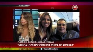 Florencia Cocucci: