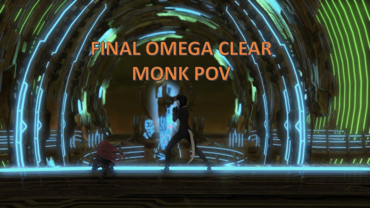 O12S Final Omega Monk POV (7934 2 DPS)