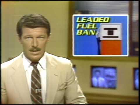 KXAS Summer 1984 Newscast
