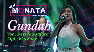 Download NEW MONATA - GUNDAH - DEVIANA SAFARA - RAMAYANA AUDIO