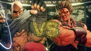 Bonchan (Sagat) vs. DAIchan (Akuma)-Street Fighter 5