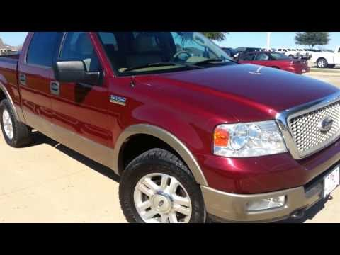 $14,998 For Sale 74k miles 2004 F150 Lariat 4WD TDY Sales 817-243-9840 Texas Best Car Deal