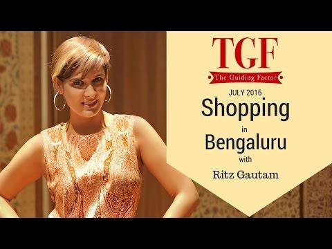 Shop till you drop in Bangalore | July 2016 - Shopping Centers, Bengaluru Malls