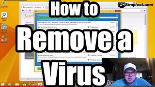 How to Remove a Virus
