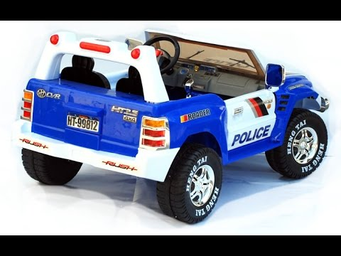 des voitures de police jouets pour les enfants youtube. Black Bedroom Furniture Sets. Home Design Ideas