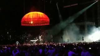 Сет Светланы Сургановой на концерте Ночных Снайперов в Олимпийском