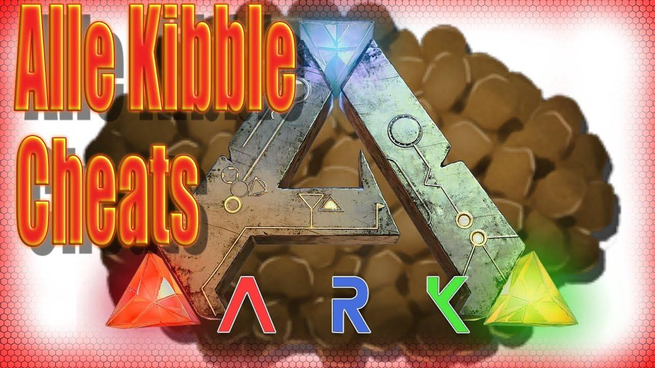 how to spawn regular kibble in ark