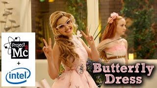 Video Project Mc² | Season 3: Behind the Technology with Intel | Butterfly Dress download MP3, 3GP, MP4, WEBM, AVI, FLV Juli 2018
