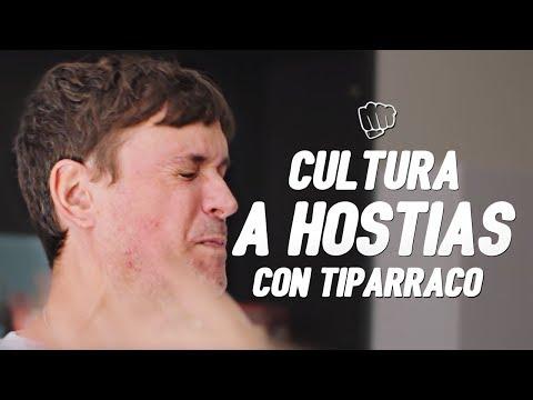 CULTURA A HOSTIAS con Tiparraco