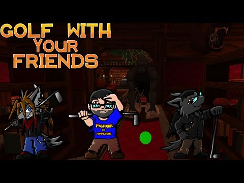 Arbitrage vidéo ! [Golf With Your Friends - feat. NOX & Mahogany]