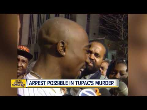 Report: An arrest is imminent in Tupac Shakur's murder case
