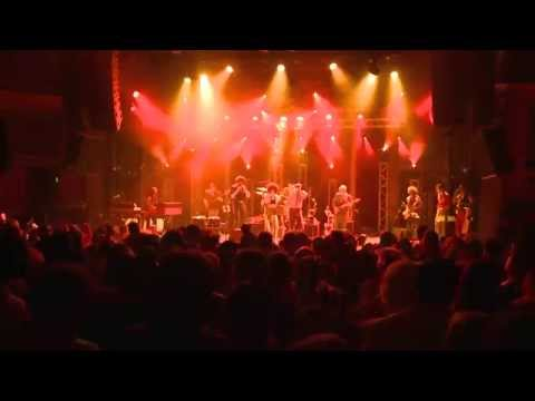 THE MOTET - LOVE  ROLLERCOASTER- OGDEN THEATRE - 11/1/14