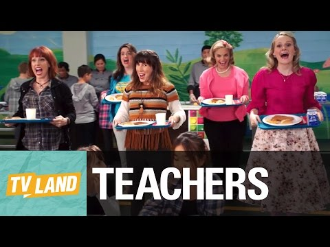 'The Broadway Sensation, Teachers: The Musical' Season 2 Finale | Teachers on TV Land