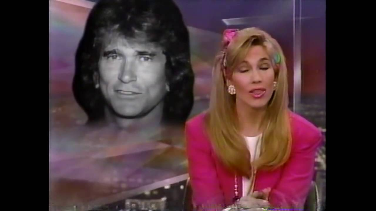 July 1991 Coverage Of Michael Landon Death Youtube