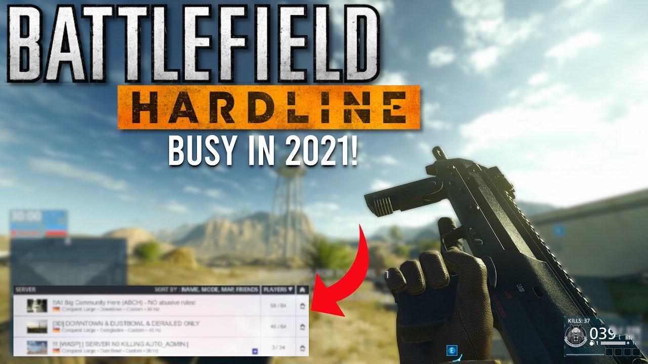 Battlefield Hardline On PC Busy In 2021
