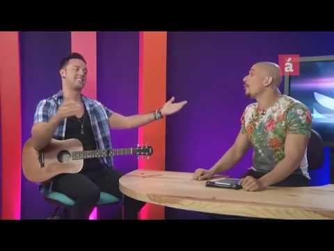 SPK Espectáculo, Étienne Drapeau, quiere cantar bachata 12-10-2016