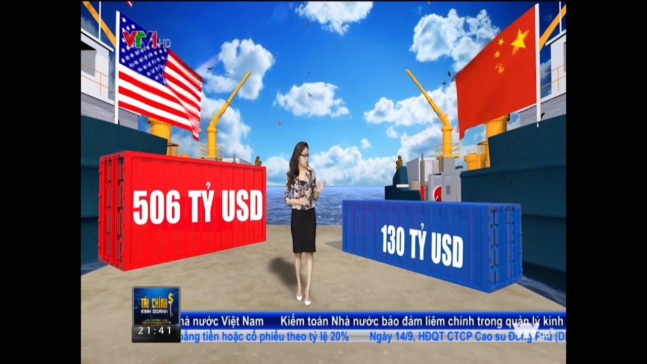 Toàn cảnh chiến tranh thương mại Mỹ- Trung| VTV24