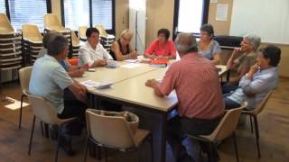 Bénévoles à l'ADMR Vendée