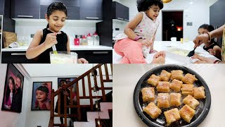Watch Mahi&#39s Real Settai - Interviewing Maha Kutty for the First Time - Lemon Bars Recipe