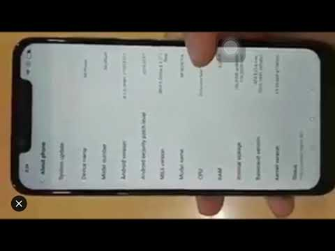 Alleged Xiaomi Beryllium aka Pocophone F1 hands-on video leaked