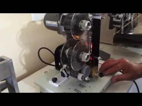 Markteknik de Colombia SAS. Codificadora Hot Stamping HP-241B /HP-280