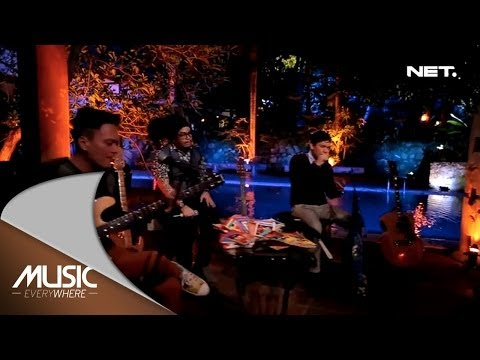 Ada Band -  Kau Auraku-  Everywhere Netmediatama