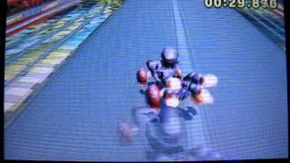 Mario Kart 7 DS Waluigi Pinball 2′13″327 Former World Record
