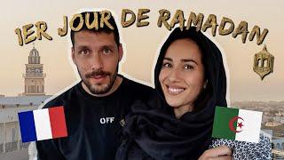 NOTRE PREMIER JOUR DE RAMADAN **Couple Mixte