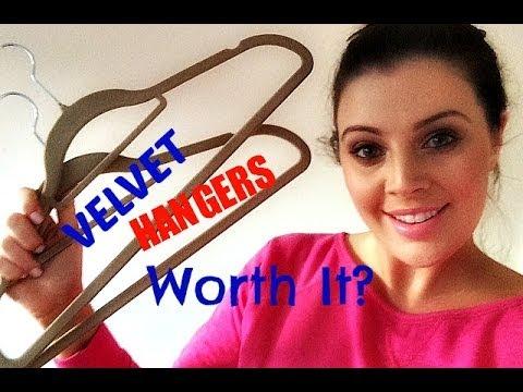 Velvet Hangers - Worth It?   MyMakeupPerspective