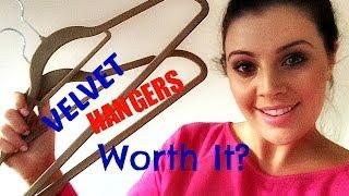 Velvet Hangers - Worth It? | MyMakeupPerspective