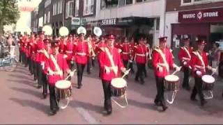 Streetparade Tiel 2011 Deel 2