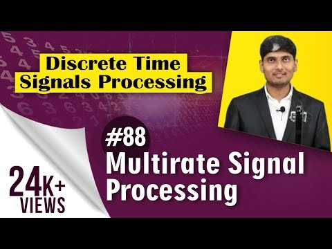 What is meant by Multirate Signal Processing or Multirate Sampling