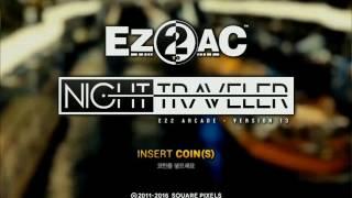 [EZ2AC : NIGHT TRAVELER] Title & Demo Loop (Ver 1.80)