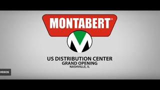 Video still for Montabert Grand Opening