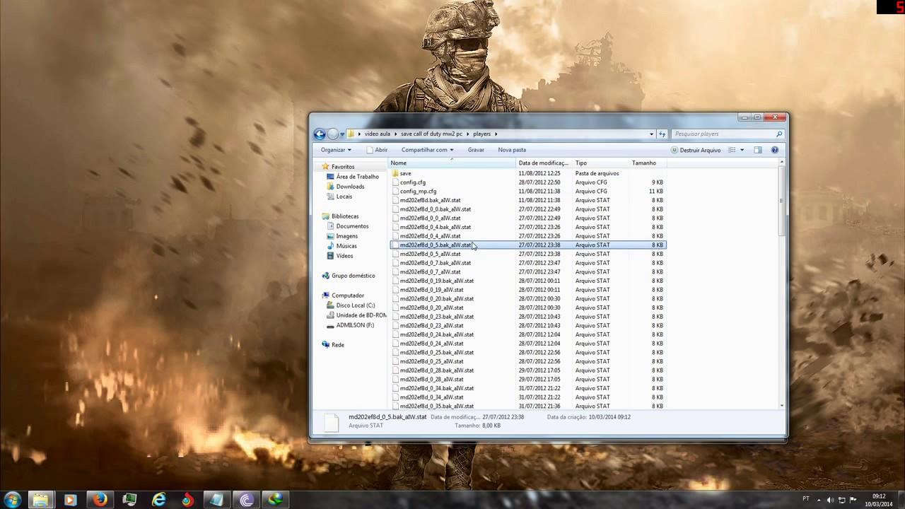solução para o error Disc read error de call of duty modern warfare 2 pc