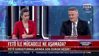 FETÖ ile mücadele ne aşamada ? -  Emekli Askeri Hakim Ahmet Zeki Üçok