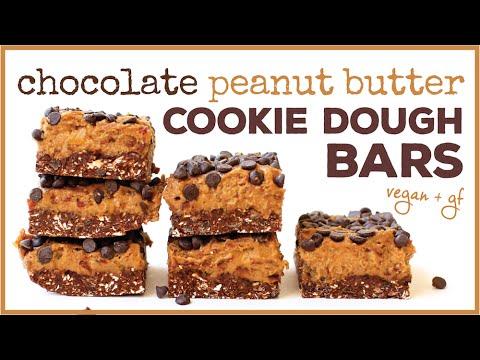 download chocolate peanut butter cookie dough bars hclf vega