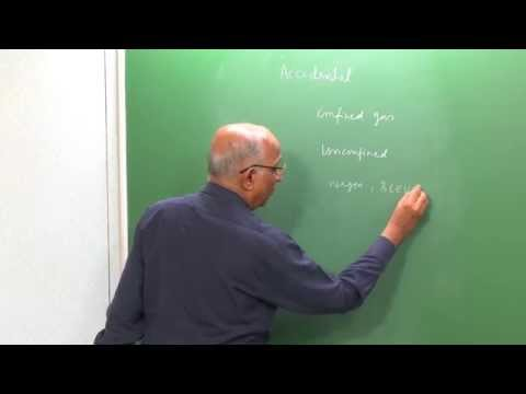 Mod-01 Lec-03 Typical Examples of Explosions and Classification
