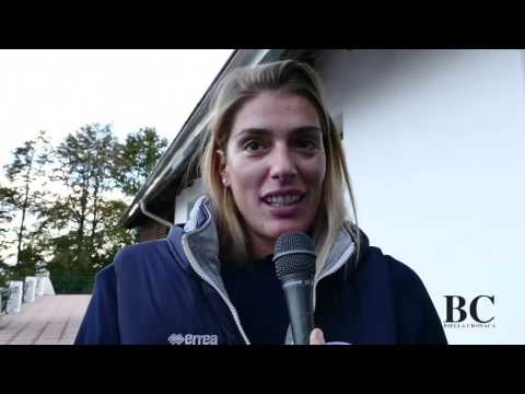 Intervista a Francesca Piccinini della Igor volley a Bielmonte