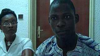 Production vidéo réalisée par les participants à la formation sur les médias sociaux au Benin