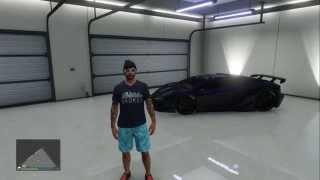 GTA V Garage Glitch 1.16