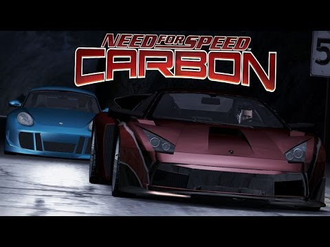 Unlocking New Cars! - Need for Speed Carbon lets Play - Ep 7