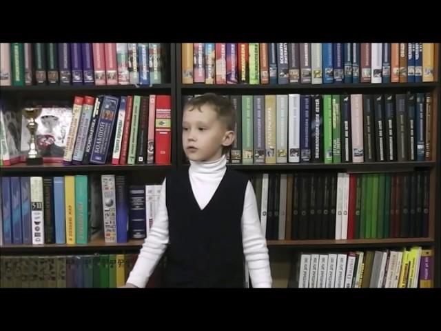 Изображение предпросмотра прочтения – ВадимГришин читает произведение «Зимнее утро» А.С.Пушкина