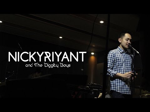 NICKY RIYANT - ROCK YOUR BODY (studio cover) feat Diggity Boys