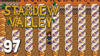 Stardew Valley Let's Play - Episode 97 - Big Brewery Payout [Stardew Valley Gameplay]