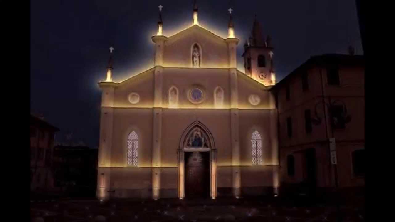 Illuminazione led Casarano (abitazioni locali comm monumenti parchi chiese be...