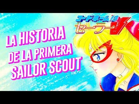 Code Name Sailor V: La inspiración para Sailor Moon 🌙 Tomo I