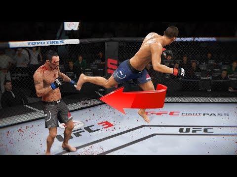 САМЫЙ ЗРЕЛИЩНЫЙ ФИНТЕР в МИРОВОМ ТОП 10 ЭНТОНИ ПЕТТИС UFC 3 НОКАУТЫ